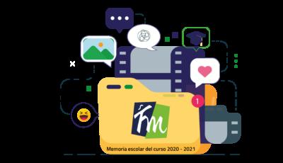 Memoria escolar 2020-2021
